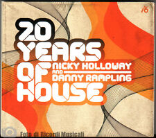 20 YEARS OF HOUSE (CD DOPPIO) IL meglio della House anni 80 90