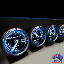 2x Link Meter ADVANCE C2 Defi STYLE GAUGE 60mm Universal Fitment Kit