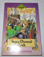 Segra in Diamond Castle by Peggy Downing 1988 Paperback