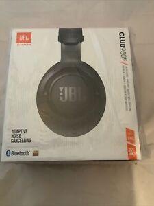 JBL Club 950NC Black Wireless Noise Cancelling Over-Ear Headphones