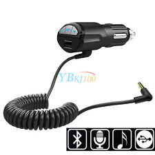 A2DP 3.5mm Car Handsfree Bluetooth AUX Audio Receiver Adapter Cigar Lighter