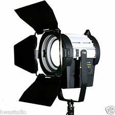 FSLED50 50W LED Fresnel Spot Continuous Focus Light Daylight dimmable spotlights