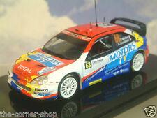 VITESSE 1/43 DIECAST CITROEN XSARA WRC #68 RALLY DE FRANCE ACSACE 2010 #43243