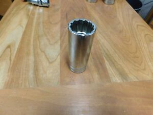 SNAP-ON TOOLS  SOCKET ONE INCH