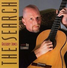 Search by James Gregory (CD, May-2005, Rogue)