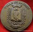 MED2492 - MEDAILLE VILLE DE LAYRAC par TORCHEUX - FRENCH MEDAL