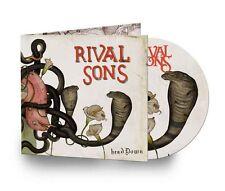 "Rival Sons ""Head Down"" Digisleeve CD - NEW (pressure time company man redux)"