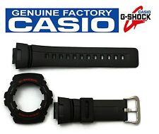 CASIO G-Shock Original G-100-1BV Black Rubber Watch BAND & BEZEL Combo