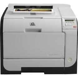 HP Colour LaserJet Pro 400 M451dn Duplex Network Colour Laser Printer No Toners