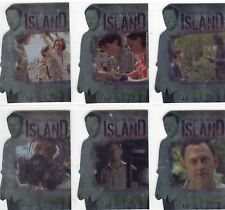 Lost Season 3 Complete Ties To the Island Chase Card Set TI1-6