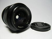 Photax Paragon f2.8 28mm Wide Angle Prime Lens for Minolta MD Mount or DSLR
