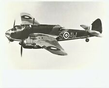 LARGE WARTIME PHOTOGRAPH OF A BRISTOL BEAUFORT OF No 42 SQUADRON