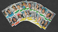 1974 TOPPS STAMPS TEST ISSUE  - FULL SET