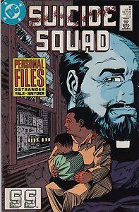 DC Comics! Suicide Squad! Issue 31!