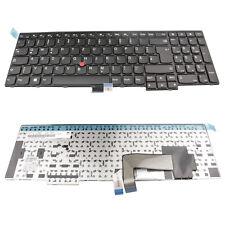Lenovo tastiera tedesca per ThinkPad E531 E540 T540 T550 T531 NUOVO QWERTY