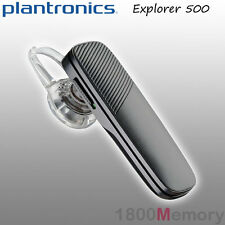 Plantronics Explorer 500 Grey In-ear Headsets