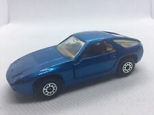Matchbox Superfast Porsche 928 Blue Made In England 1978 Excellent
