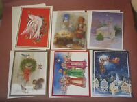 VINTAGE Christmas Cards Lot of 23