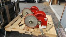 Thern M492 10,000lb Spur Gear Hand Marine Winches (2 Ea)