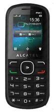 Cellulare Dual Sim Alcatel 318D Black Torcia Bluetooth Fotocamera 0.3 Mpxl Nuovo