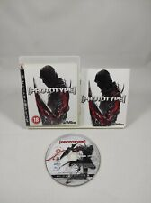 PROTOTYPE PLAYSTATION 3 GAME PS3 With Manual