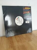 Unit Feat Red Bone Move Your Body 12 Inch Vinyl Dance Record