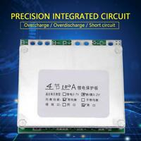 4S 100A 3.2V Lithium Battery Protection BMS PCB Board Cell with Balance Charge