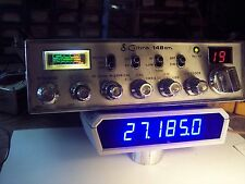 Cobra 148 GTL, Frequency Counter, BLUE Display, ...... Counter Only.