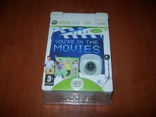 YOU´RE IN THE MOVIES + CAMARA XBOX LIVE VISION XBOX 360 (PAL ESPAÑA PRECINTADO)