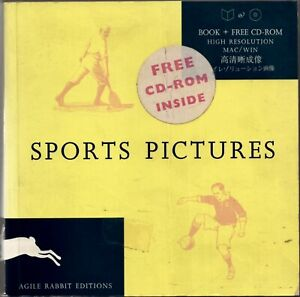 Sports Pictures (Agile RAbbit Editions) with CD-ROM