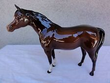 "Royal Doulton "" Thoroughbred "" Figurine - Absolutely Beautiful"