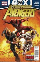 New Avengers Comic 30 Cover A First Print 2012 Brian Michael Bendis Mike Deodato