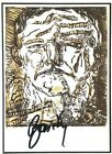 BASELITZ - Large Head (1966) - SIGNED FRAMED RARE