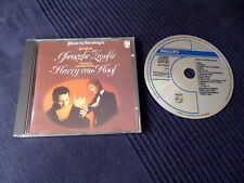 CD Gheorge Zamfir & Harry von Hoof Music By Candlelight Philips Pan Flute 70s