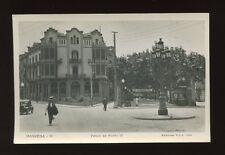 Spain MANRESA Paseo de Pedro III 1920s? RP PPC plain back