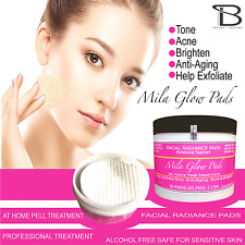 Mila Glow Pads 2Pcs La Original For Acne Clean Face Treatment Kin Care
