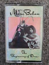 Marc Bolan The Beginning of Doves Cassette
