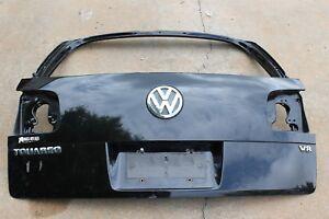 OEM Volkswagen VW Touareg 04-10 Rear Trunk Lift Tailgate Hatchback BLACK