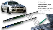 SARD Bonnet Hood Shock Lift Strut Damper Kits Nissan Skyline R34 GTR & GTST