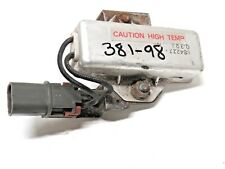 02-05 Subaru Impreza WRX DRL Daytime Running Light Relay Resistor Resister