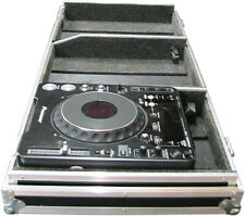 FLIGHT CASE 2 CDJ 100 O 200 + MIXER DJM 400 FLY PIONEER