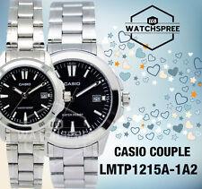 Casio Couple Watch LTP1215A-1A2 MTP1215A-1A2