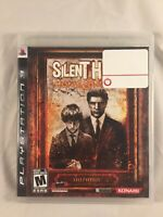 Silent Hill: Homecoming (Sony PlayStation 3, 2008) PS3 Complete Tested