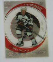 05/06 UD ICE Hockey Ice Premieres Daniel Paille 2327/2999
