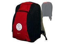 Nike Total 90 Swoosh Classic Backpack Freizeit & Sport Rucksack rot 44x28x16 cm