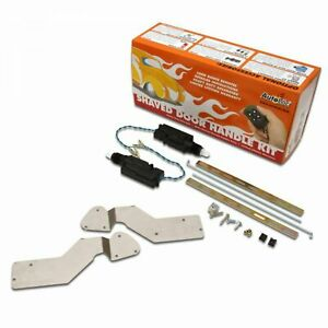Bolt On Shave Door Kit for Most 1994 - 2006 GM Cars and Trucks No Remotes ktm