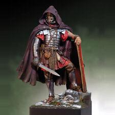 Best 90mm 1/18 Scale Ancient Warrior Figure Model Resin Kit Unpainted Garage Kit