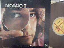 DEODATO 2 ON CTI   RECORDS