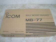 Icom MB77 FR3000 FR4000 Wall Mount Bracket NEW