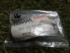 YAMAHA DT125 CABLE RUBBER BOOT 360-26266-00 NOS  4